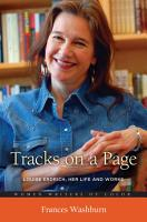 Tracks on a Page  Louise Erdrich  Her Life and Works PDF