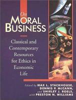 On Moral Business PDF