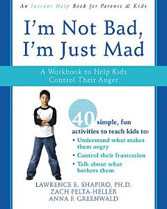 I m Not Bad  I m Just Mad Book