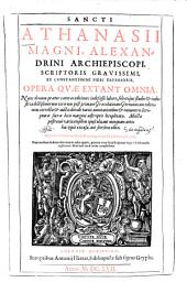 Opera quae extant omnia: Latine edita