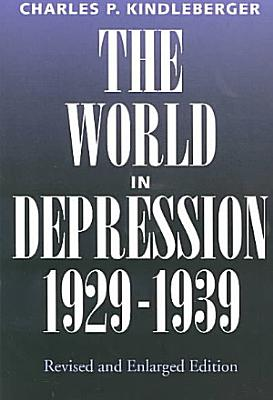 The World in Depression  1929 1939