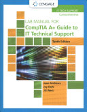 Lab Manual for CompTIA A  Guide to IT Technical Support PDF