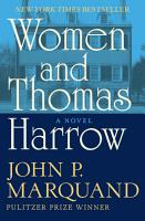 Women and Thomas Harrow PDF