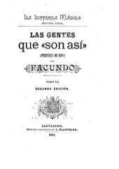 """La linterna mágica: Las gentes que """"sonasí"""" (perflies de hoy) 2. ed. Las posadas"""