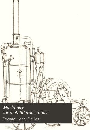 Machinery for Metalliferous Mines PDF