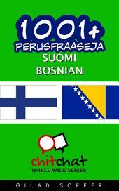 1001+ perusfraaseja suomi - Bosnian