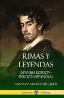 Rimas Y Leyendas (Spanish Edition - Edición Española) (Hardcover)