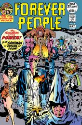 The Forever People (1971-) #8