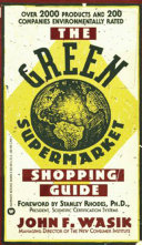 The Green Supermarket Shopping Guide