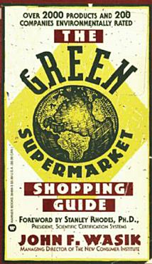 The Green Supermarket Shopping Guide PDF