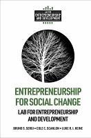 Entrepreneurship for Social Change PDF