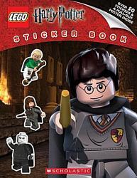 Lego Harry Potter Sticker Book PDF