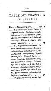 Mémoires du général Dumouriez,: Volume2