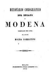 Dizionario Corografico Unversale Dell Italia