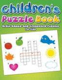 Children s Puzzle Book