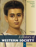 A History of Western Society  Volume 1