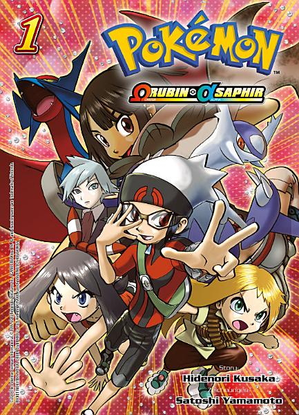 Pokemon Omega Ruby Alpha Sapphire Volume 1