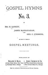 Gospel Hymns: Issue 3
