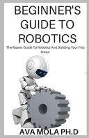 Beginner s Guide to Robotics PDF
