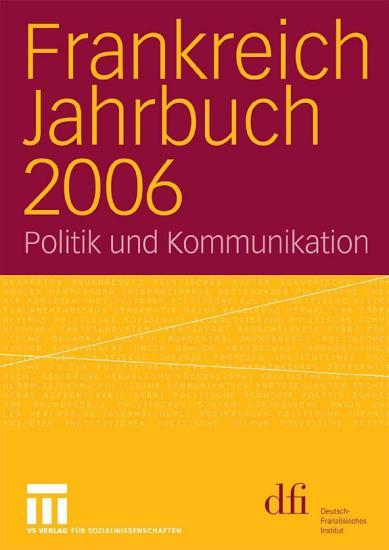 Frankreich Jahrbuch 2006 PDF