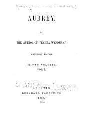 Aubrey: Volume 1