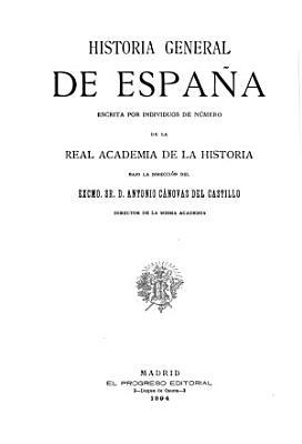 Historia general de Espa  a PDF