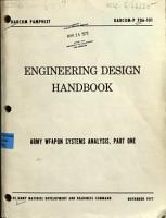 Army Weapon Systems Analysis PDF