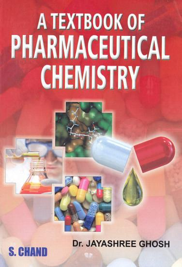 A Textbook of Pharmaceutical Chemistry PDF