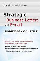 Strategic Business Letters and E mail PDF