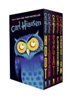 Hiaasen 5 Book Trade Paperback Box Set  Hoot  Flush  Scat  Chomp  Squirm  PDF