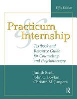 Practicum and Internship PDF