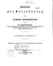 Monographie der Petrefacten der Aachener Kreideformation: Band 1