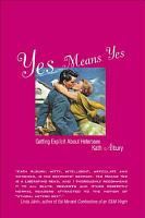 Yes Means Yes PDF