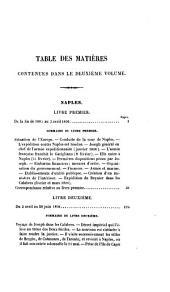 Mémoires et correspondance politique et militaire du roi Joseph: Volumes1à2