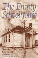 The Empty Schoolhouse PDF
