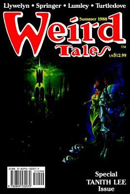 Weird Tales 291  Summer 1988