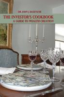 THE INVESTOR S COOKBOOK PDF