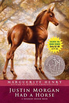 Justin Morgan Had a Horse PDF