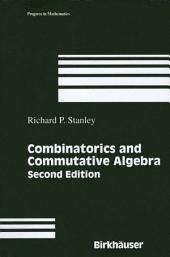 Combinatorics and Commutative Algebra: Edition 2