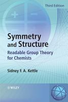 Symmetry and Structure PDF