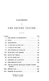 Barren Honour: A Tale, Volume 2