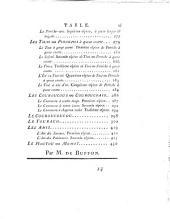 Histoire naturelle, générale et particulière, avec la description du Cabinet du roi...: Volume5