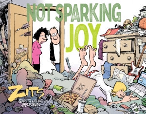 Not Sparking Joy