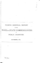 Reports to the General Assembly of Illinois ...: Volume 2, Part 1