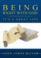 Being Right with God PDF