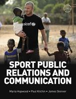 Sport Public Relations and Communication PDF