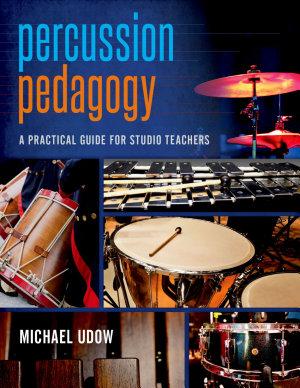 Percussion Pedagogy