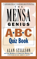 Mensa Genius A B C Quiz Book