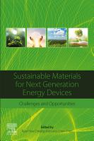 Sustainable Materials for Next Generation Energy Devices PDF