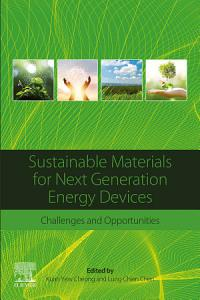 Sustainable Materials for Next Generation Energy Devices